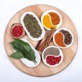 Spices020 Imagem de Stock