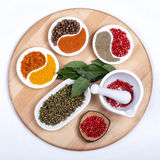 Spices023 foto de stock royalty free