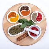 Spices024 Imagens de Stock
