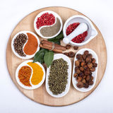 Spices025 Fotografia de Stock