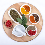 Spices021 Imagens de Stock