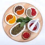Spices022 fotografia de stock royalty free