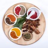 Spices027 foto de stock