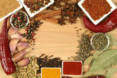 Free Spices Royalty Free Stock Image - 6664366