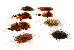 Spices Stock Photos