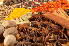 Spices. Royalty Free Stock Photos