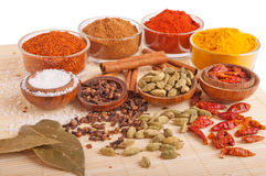 Free Spices And Herbs Stock Photo - 19862770