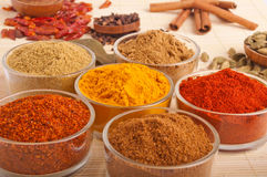 Free Spices And Herbs Royalty Free Stock Image - 19998256