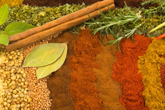 Free Spices And Herbs Royalty Free Stock Images - 3586159