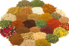 Free Spices And Herbs Stock Photography - 4252562