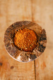 Spices Chicken BBQ Rub mix of Herbs Stock Photos