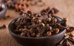 Spices: cloves Royalty Free Stock Photos