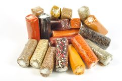 Spices collection Stock Photo