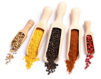 Spices. Royalty Free Stock Image