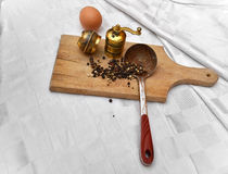 Spices for Cooking Royalty Free Stock Images