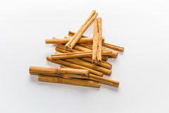 Spices for cooking. Various spices to cook a variety of flavors, cinnamon Stock Image