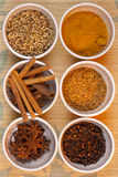 Spices - Flavoring - Cooking Royalty Free Stock Photos