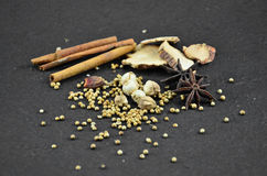 Spices. Have a pleasant aroma Royalty Free Stock Images