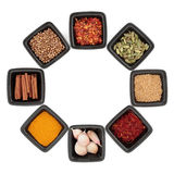 Spices and Herbs Stock Photos