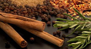 Spices & Herbs royalty free stock photography