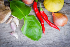 Spices ingredient Royalty Free Stock Images