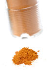 Spices jar Stock Images