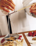 Spices measurements still life Royalty Free Stock Photo
