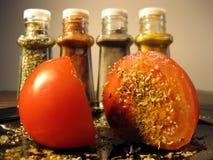 Free Spices On Tomato Stock Photos - 6563303