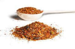 Spices for the pilaf Royalty Free Stock Photos