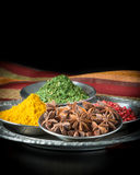 Spices Portrait Royalty Free Stock Photo