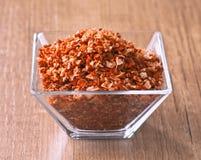 Spices salt Stock Image
