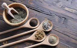 Spices for seasoning. Stock Photography