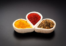Spices and spicy Stock Image