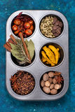 Spices and spicy Stock Photography