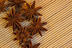 Spices - Star Anise Stock Photography