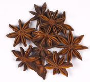 Spices - Star Anise - Flavoring  Stock Photo