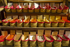 Spices Store Stock Photos