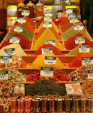 Spices , Teas Royalty Free Stock Images