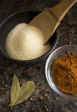 Spices. A variety of fragrant spices Stock Photo