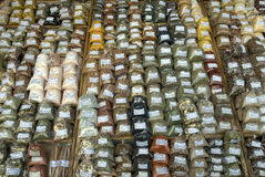 Spices in vienna Royalty Free Stock Photo