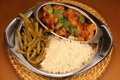 Spicey kurczaka Indonezyjski curry Zdjęcia Royalty Free