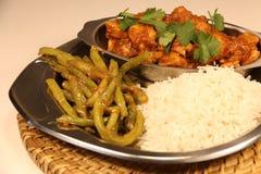 Spicey kurczaka Indonezyjski curry Obrazy Royalty Free