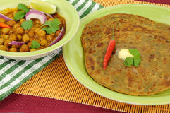Spicy authentic Indian recipe Royalty Free Stock Photos