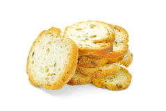 Spicy bread toast Stock Photography