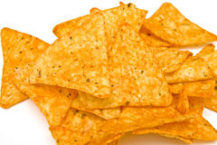 Spicy Cheee Chips Stock Photos