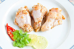 Spicy chicken Royalty Free Stock Photography