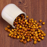Spicy chickpea Royalty Free Stock Photos