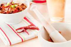Spicy chili Royalty Free Stock Photography