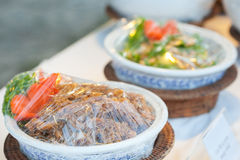 Free Spicy Fish In A Bowl Royalty Free Stock Image - 57294106