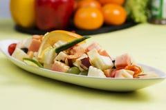 Spicy Fruit Salad Thai style Royalty Free Stock Photo